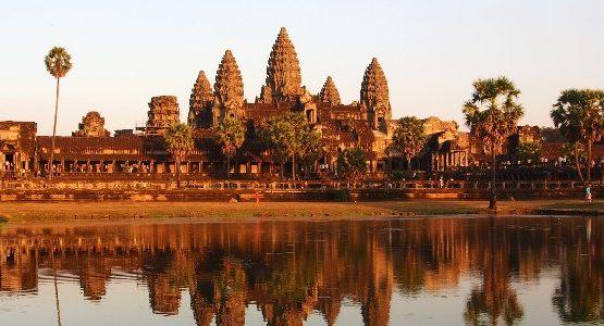 Angkor Wat (Cambodia)