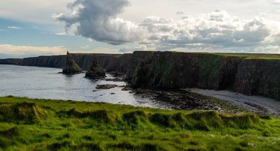 Northern Scotland shores