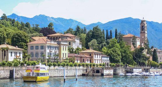 Panoramic views from Como and Lugano Lakes Walking Tour