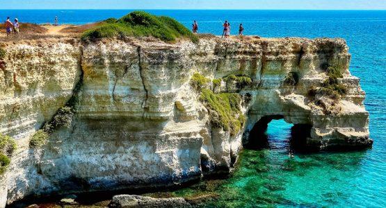 Panoramic views from Puglia Coastal Walking