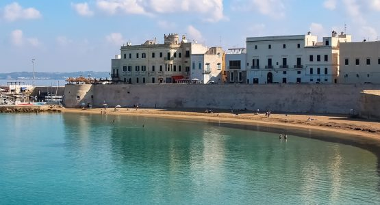 Panoramic views from Puglia Cycling Tour