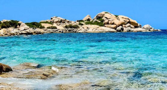 Panoramic view from Sardinia Coastal Walking Tour