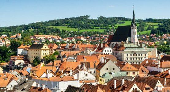 Bohemia in the Czech Republic