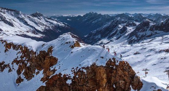 Hikers in Tyrol