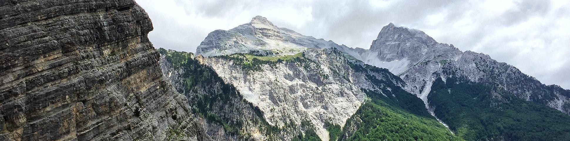 Albanian Alps (Albania)