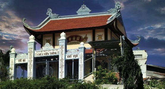 Local architecture at Nha Trang