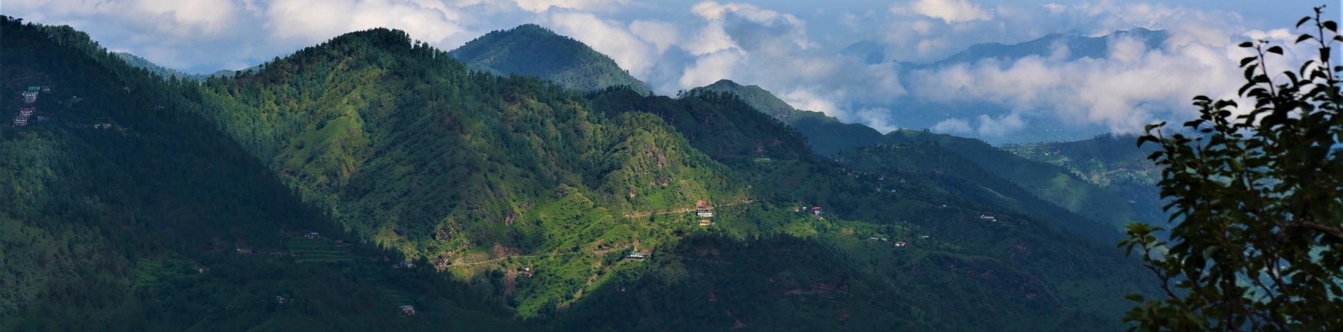 Himachal Pradesh in India