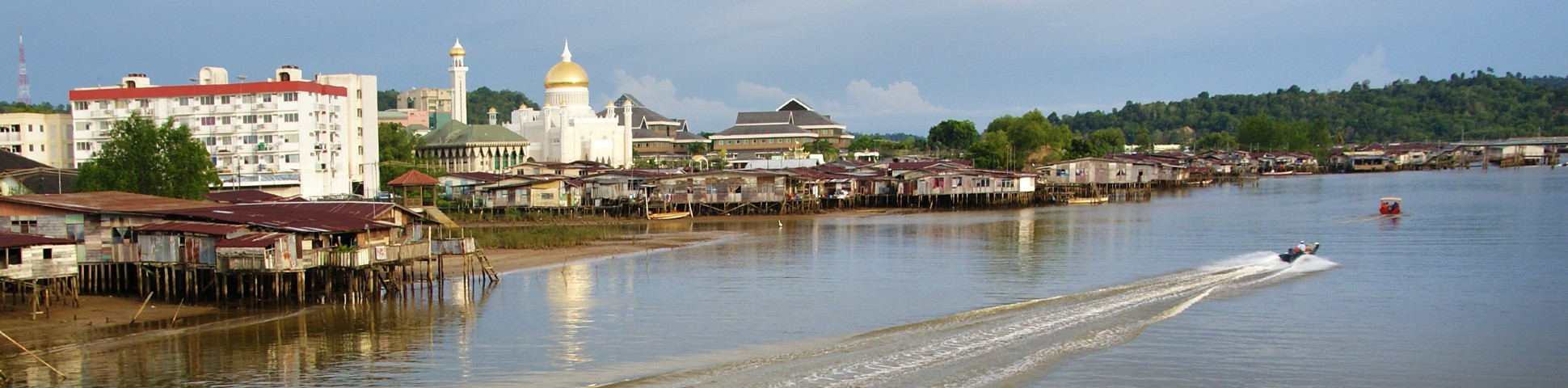 Brunei (Borneo Island)