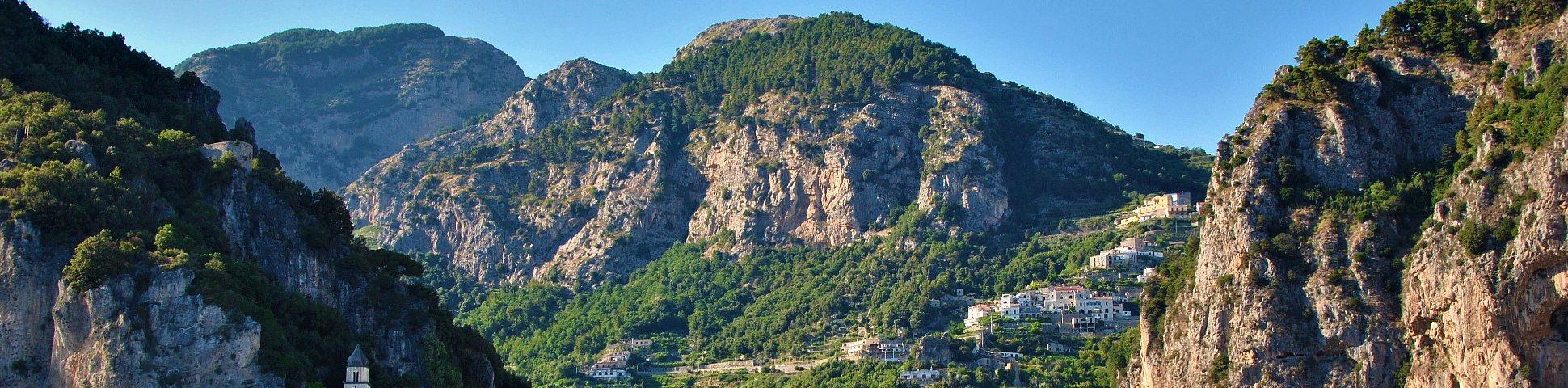 Campania in Italy