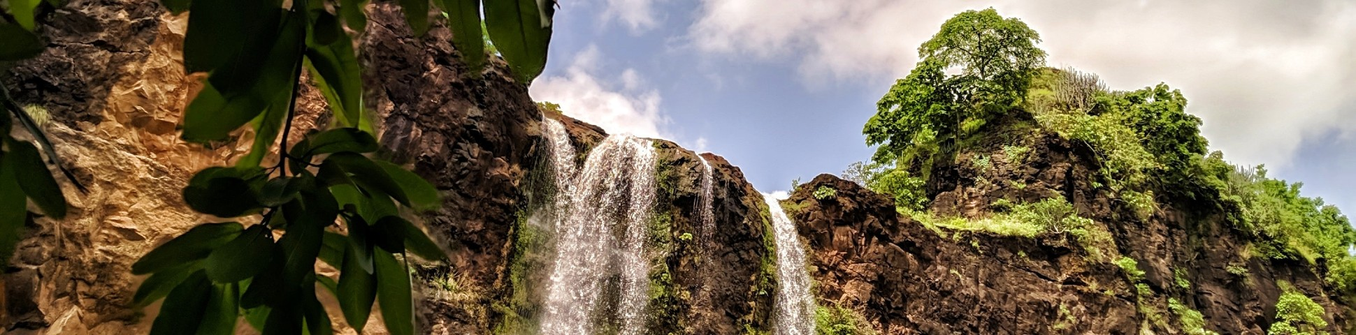 Waterfalls in Madhya Pradesh (India)