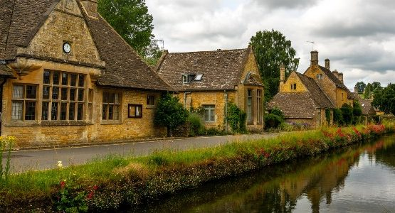 English Architecture at Cotswolds