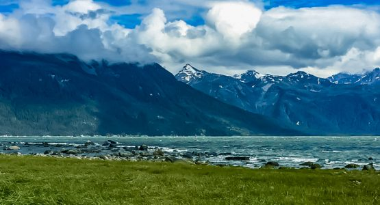 Panoramic views from The Rockies, Yukon, and Alaska Hiking & Camping Tour