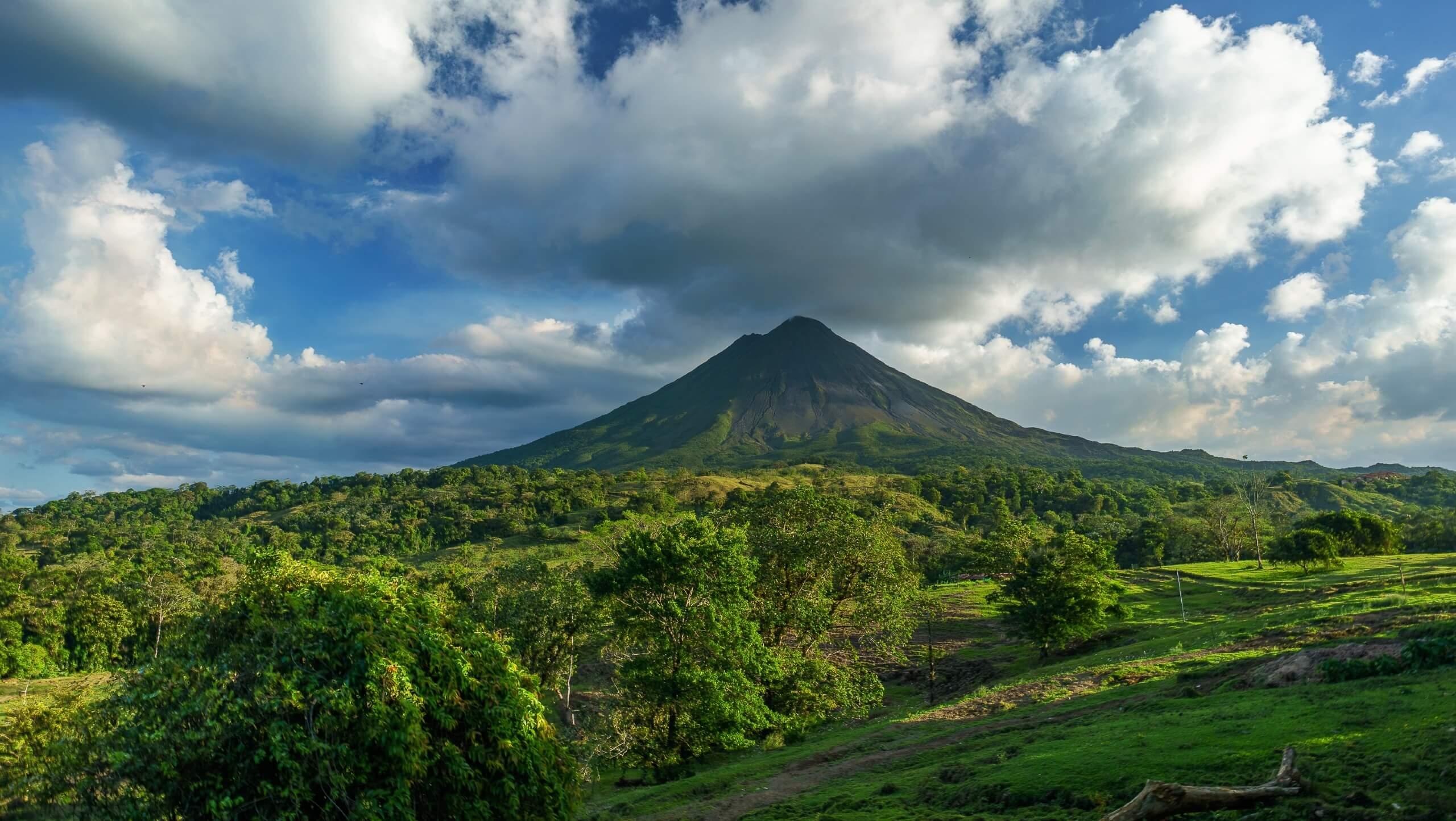 Alajuela in Costa Rica