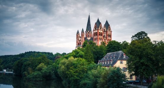Beautiful architecture seen in Germany