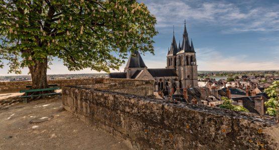 Centre-Val de Loire in France