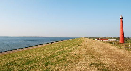 Coastal views in North Holland