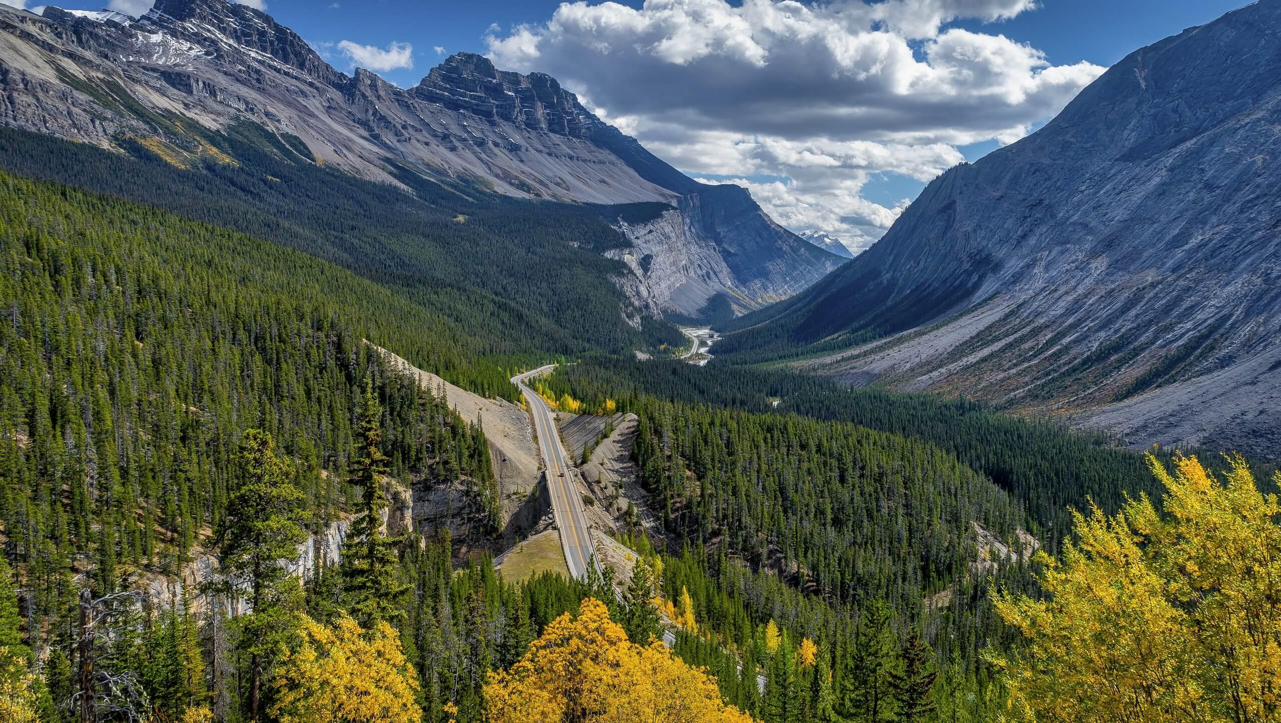 Road Bike Jasper to Banff