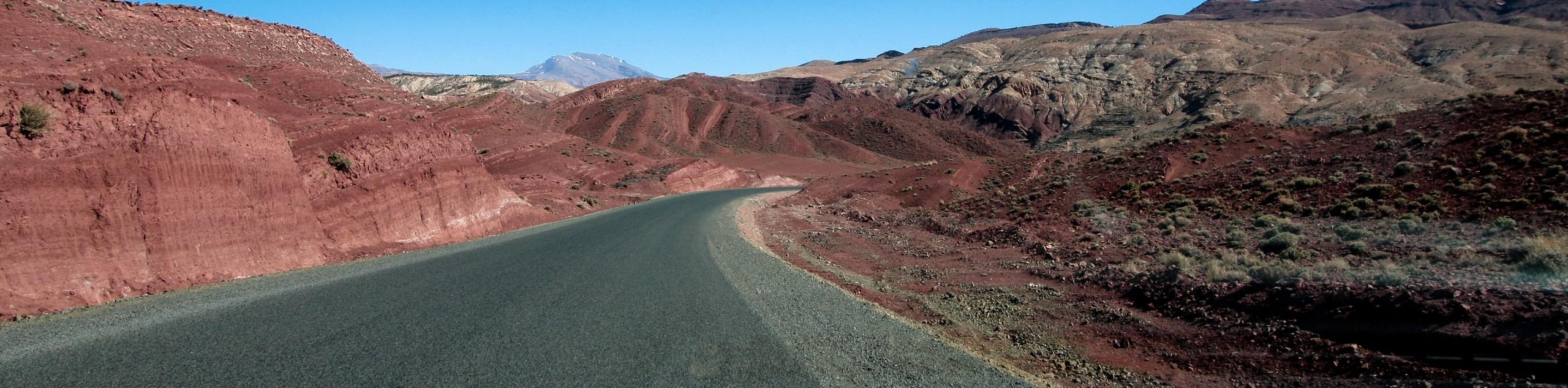 Atlas Mountains 8-day MTB Tour