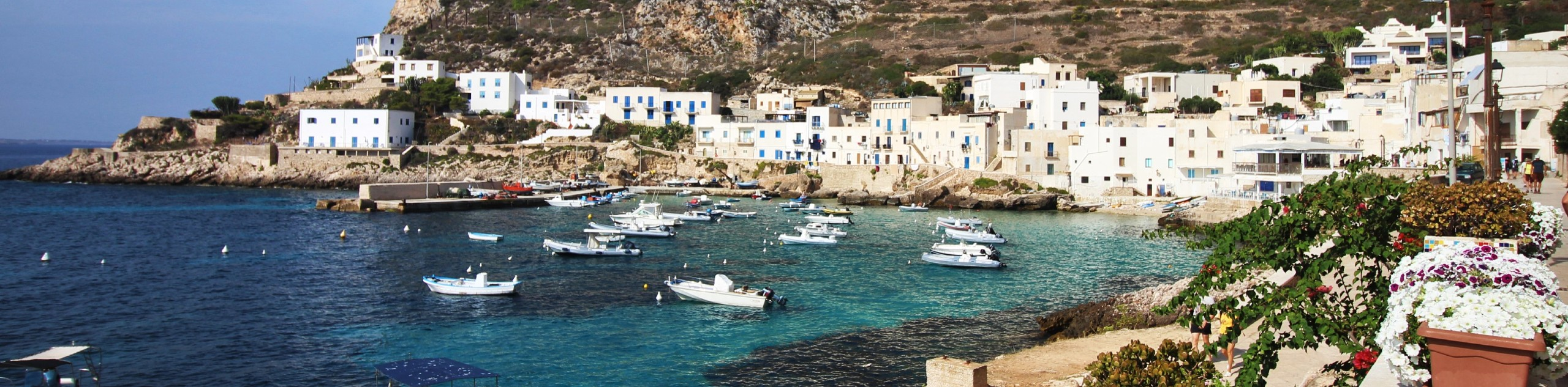 Hiking Palermo and the Egadi Islands