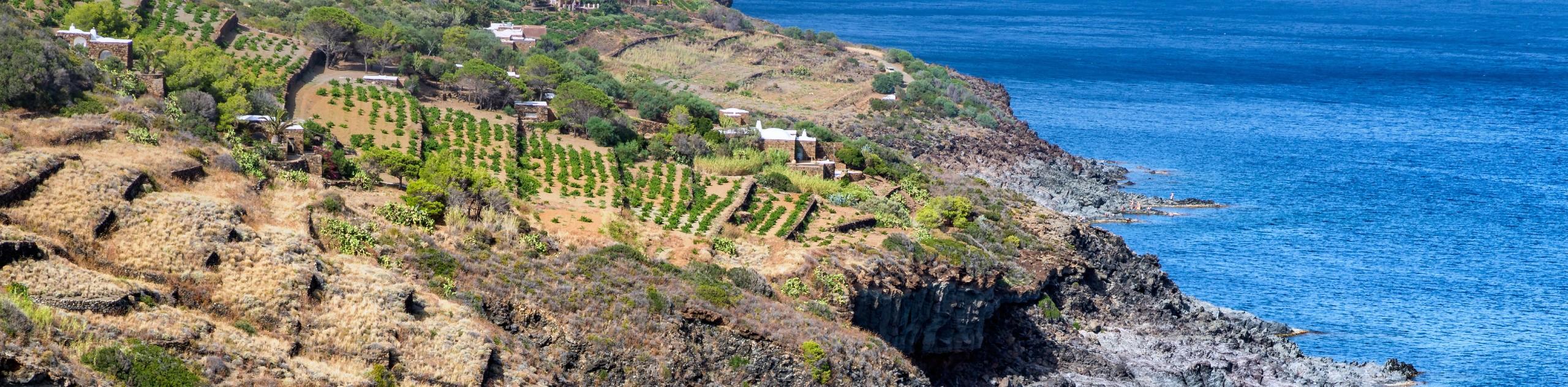 Hiking in Pantelleria