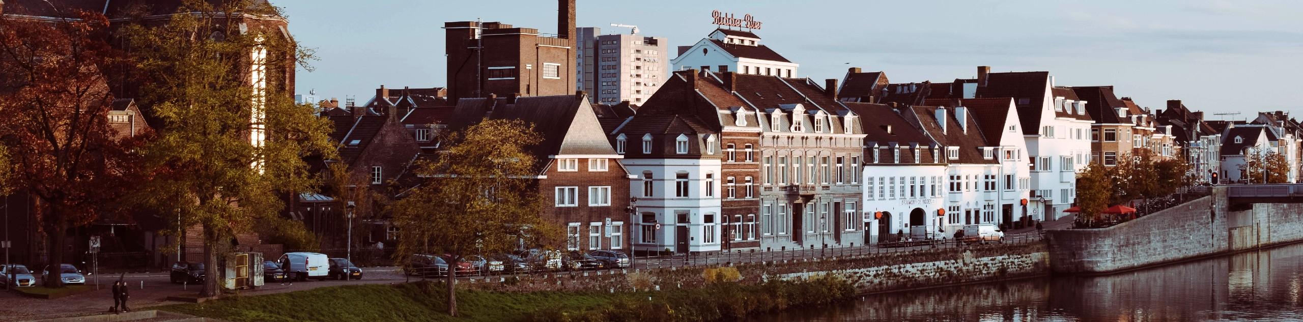 Houses in Limburg, Netherlands