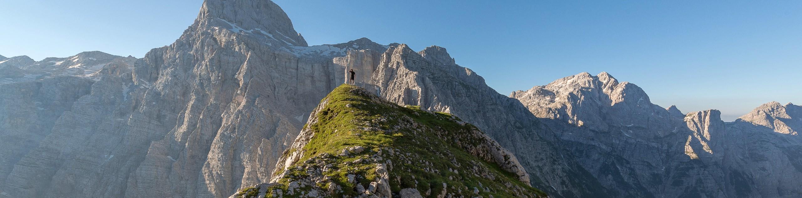 Julian Alps Walking Tour