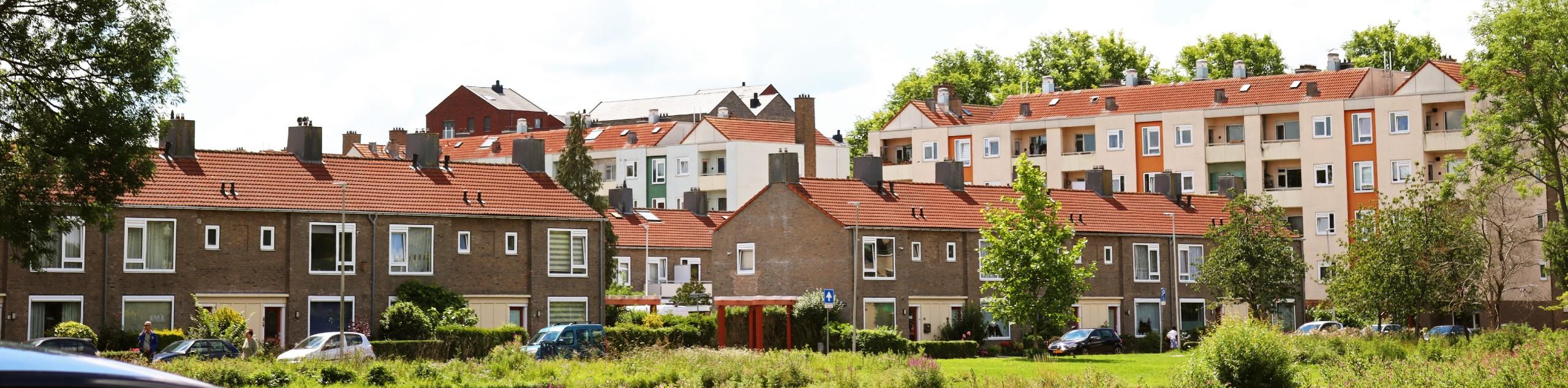 Small town in Utrecht, Netherlands