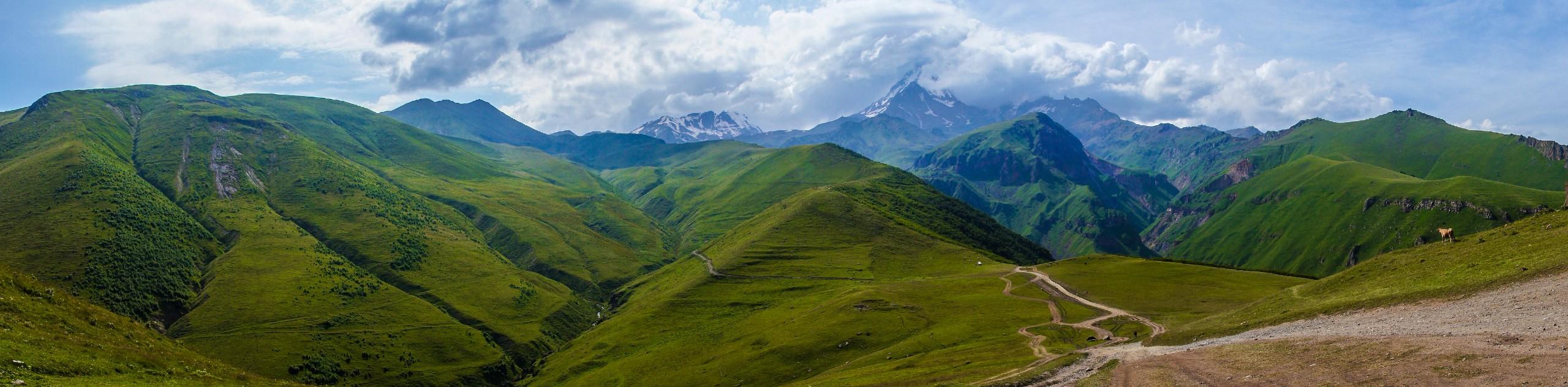 Tusheti and Mount Kazbek Remote Hiking Tour
