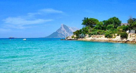 Sardinia in Italy