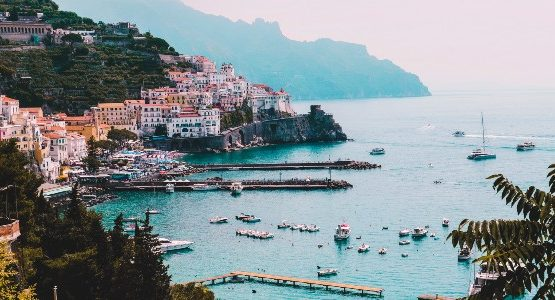 Amalfi in Italy