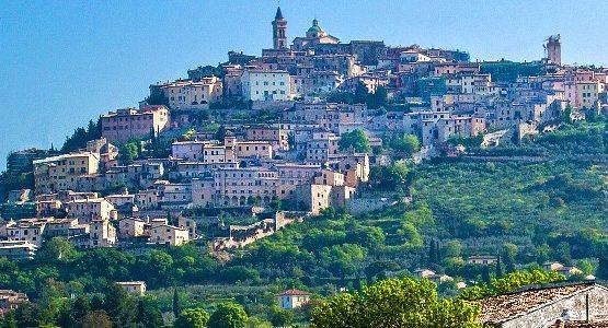 Umbria in Italy