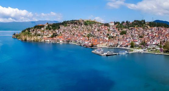 Panoramic view on Albania, Kosovo, and North Macedonia Tour