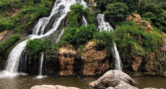 Waterfalls at Karnataka