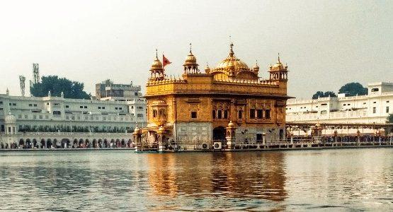 Beautiful architecture in Punjab (India)