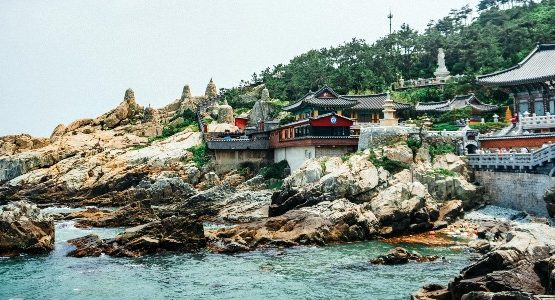 South Korea shore