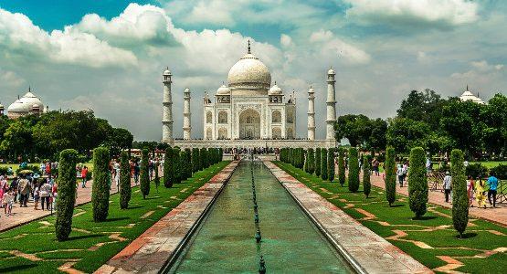 Taj Mahal (Uttar Pradesh)