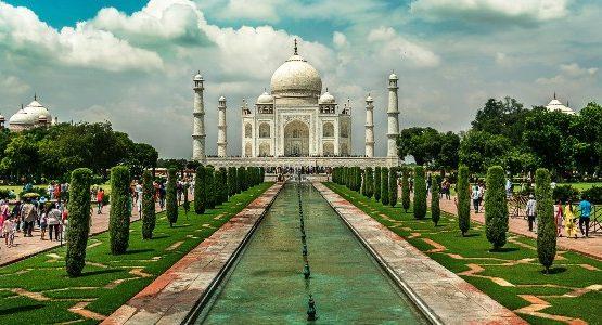 Taj Mahal (Golden Triangle, India)