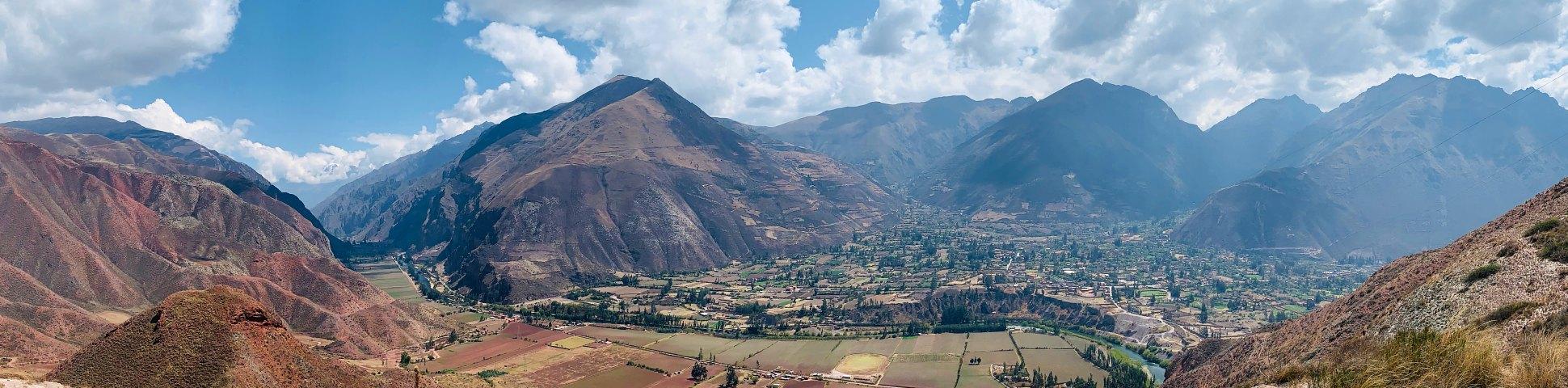 Peruvian Andes in Peru