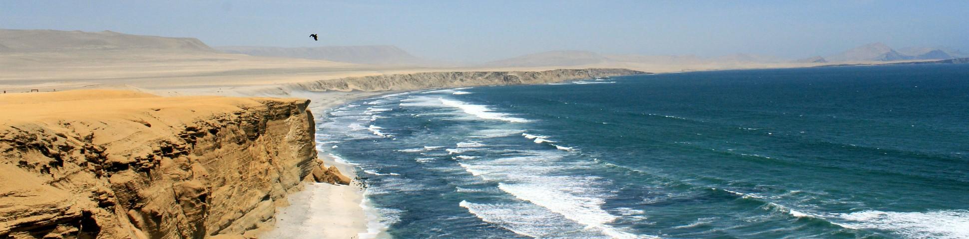 Peruvian Coast in Peru