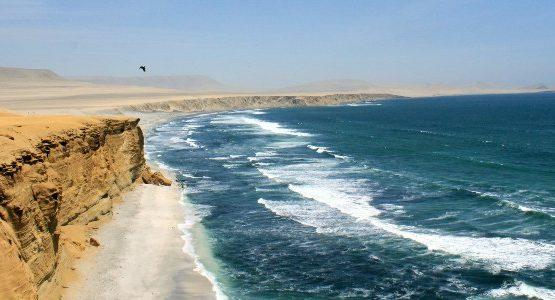 Peruvian Coast near Lima