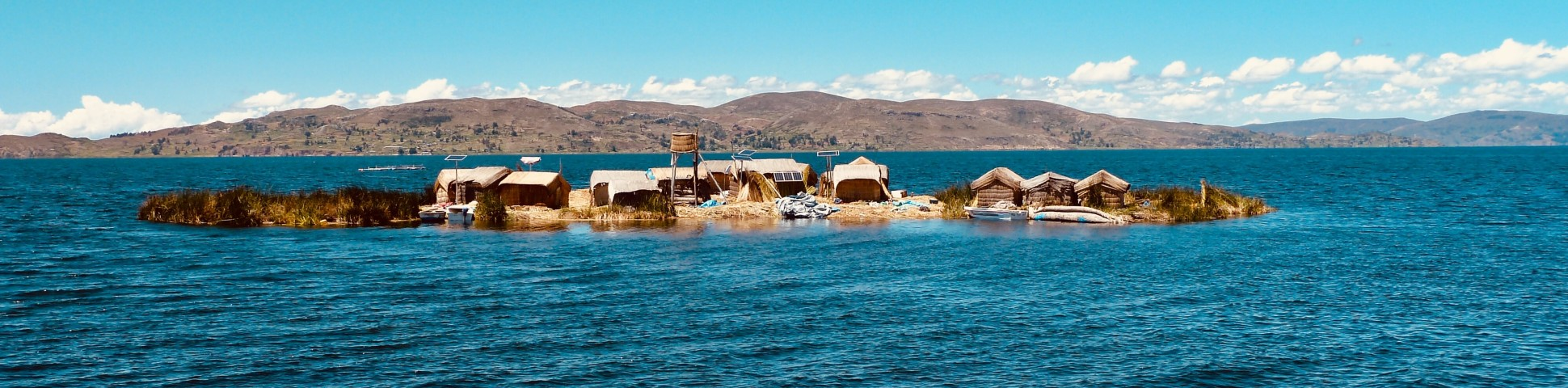 Titicaca in Peru