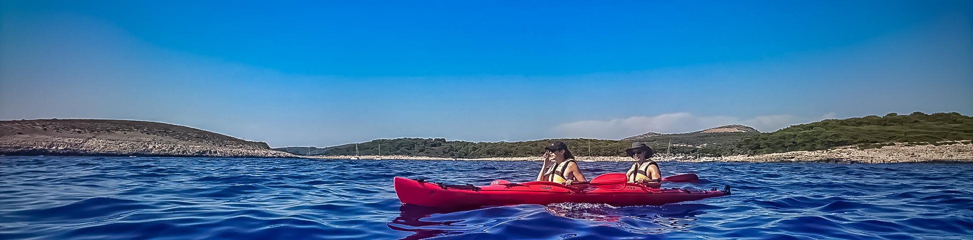 Panoramic view from Croatia Family Multisport Adventure