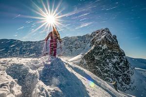 Bulgaria Snowshoe tour teaser