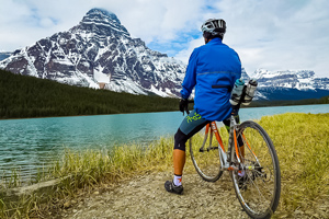 Jasper to Banff Cycling Tour teaser