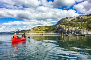 Yukon River Kayak Tour teaser