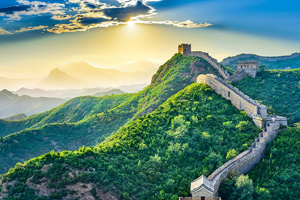 Walking the Great Wall tour teaser