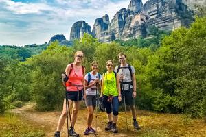Hike North Greek tour teaser