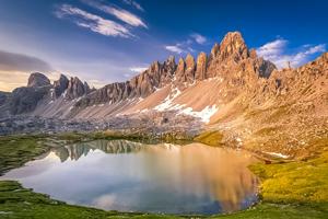 Dolomites 7-day tour (Allibert) teaser