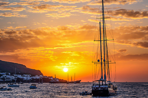 Aeolian Islands sailing in gulet tour teaser