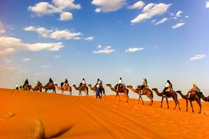 Atlas Mountains to Sahara Desert tour teaser